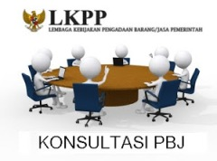 Database Konsultasi LKPP