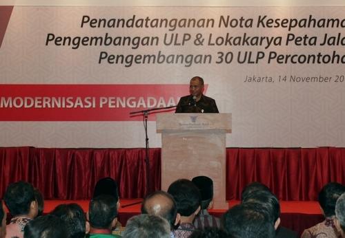 ULP Percontohan